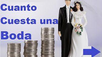 Cuanto Cuesta una Boda | Presupuesto para una Boda | Quiero planear mi boda