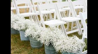 Cómo organizar una boda elegante, original y económica