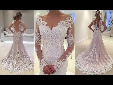 Los hermosos torrentes de novia